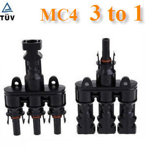 ¢é͵èÍÊÒÂä¿ MC4 µèÍ¢¹Ò¹ 3 àÊé¹ÃÇÁà»ç¹ 1 àÊé¹PV connector MC4 solar connector 3 to 1