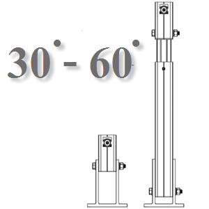 3090 ͧÈÒ, ¢ÒÂÖ´ÃÒ§»ÃѺͧÈÒ3060 deg, ADJUSTABLE TILT KIT
