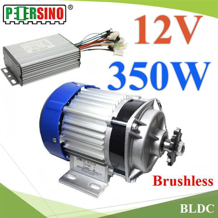 Electric DC motor Solar Cell 12V 350W & Controller
