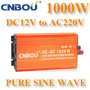 ÍÔ¹àÇÍÃìàµÍÃì 1000W Off-Grid Pure sine wave 12V DC to AC 1 à¿Ê1000W Pure Sine Wave Inverter 12V DC to AC 1 Phase