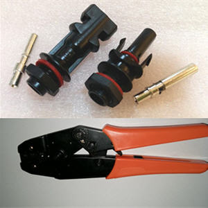 ¤ÕÁÂéÓËÑÇ ÊÒÂä¿ PV1-F  ¢é͵èÍà¢éÒ¡Åèͧ ÃØè¹ Panel ConnectorCrimping tool for MC4 connector solar cable PV1-F