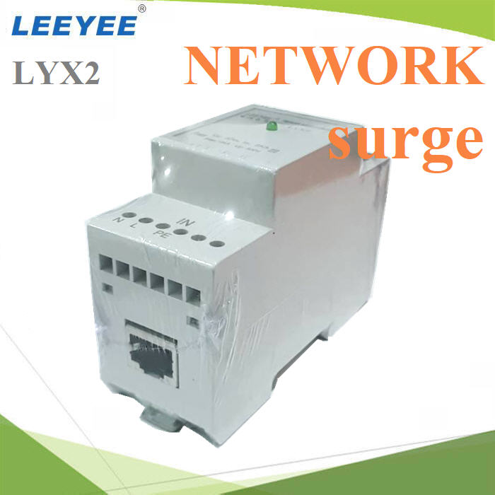 Network CCTV System surge protection device AC Surge 24V