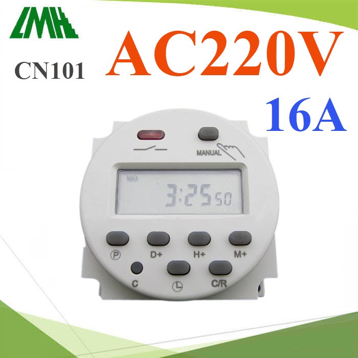 à¤Ã×èͧµÑé§àÇÅÒ áºº¹Ò·Õ Time Switch µÑ´Ç§¨Ãä¿ AC 220V  17 â»Ãá¡ÃÁPower Programmable Timer Switch Relay AC 220V Digital LCD 16A