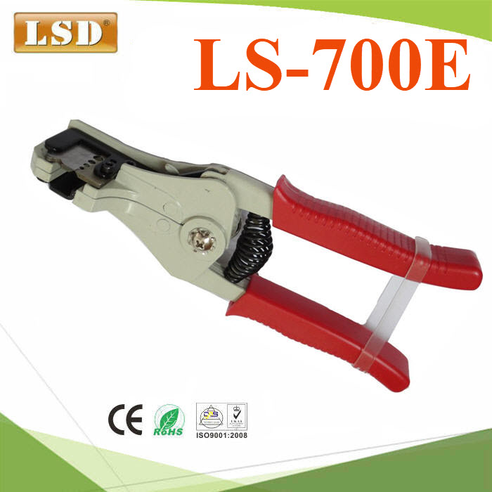 Automatic solar PV cable wire stripper stripping tool 1.5-6mm2
