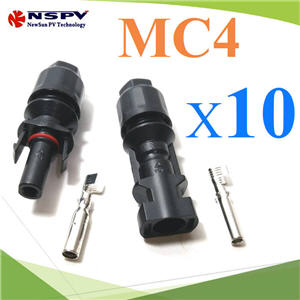 ¢é͵èÍÊÒÂä¿ MC4 ÊÓËÃѺÊÒÂä¿ PV1-F ¡Ñ¹¹éÓ IP67 30A  ( ᾤ 10 ¤Ùè )High quality TUV 30A 1000V male and female solar connector MC4 10 pairs