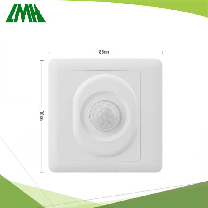 PIR à«ç¹à«ÍÃì µÃǨ¨Ñº¤ÇÒÁà¤Å×è͹äËÇ AC model 86-Type86-Type infrared PIR Motion Sensor Body induction AC 220V