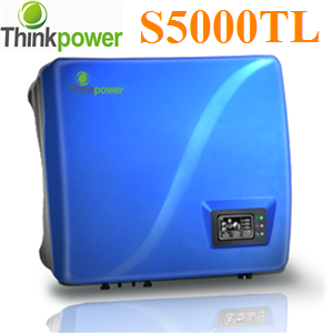¡ÃÔ´ä· ÍÔ¹àÇÍÃìàµÍÃì ThinkPower ÃØè¹ S5000TL 2-MPPT5KW PV grid inverter Single phase Dual MPPT