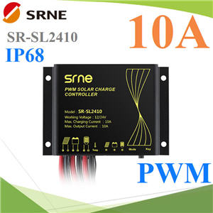 â«ÅÒÃìªÒÃì¨ SRNE ¤Í¹â·ÃÅàÅÍÃì 10A PWM ÊÓËÃѺ俶¹¹ 12V 24V  IP68 ¡Ñ¹¹éÓ10A PWM solar charge controller with timing function