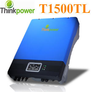 ¡ÃÔ´ä· ÍÔ¹àÇÍÃìàµÍÃì ThinkPower ÃØè¹ T1500TL1.5KW PV grid inverter Single phase