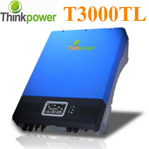 ¡ÃÔ´ä· ÍÔ¹àÇÍÃìàµÍÃì ThinkPower ÃØè¹ T3000TL3.0KW PV grid inverter Single phase