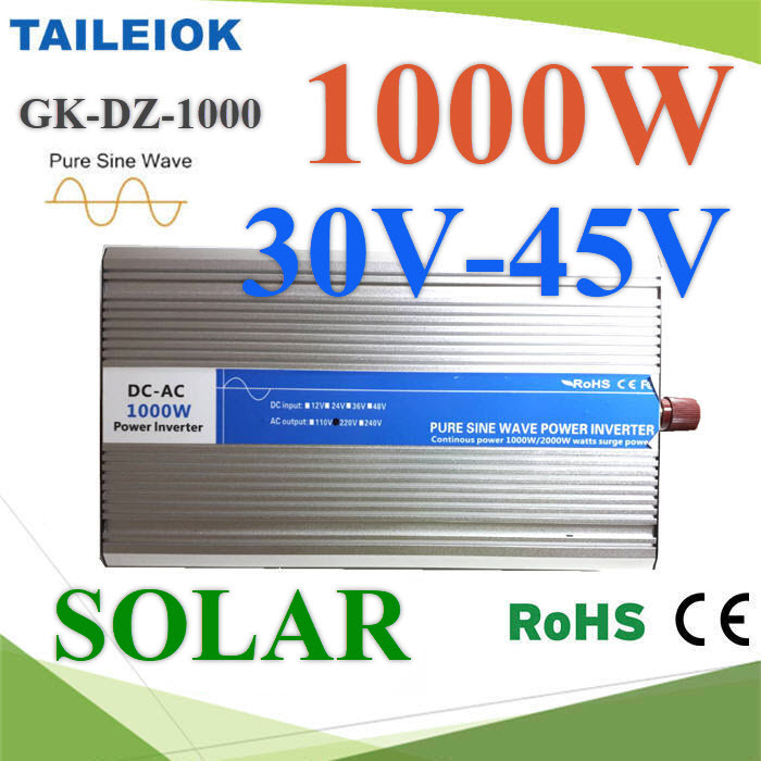 ÍÔ¹àÇÍÃìàµÍÃì 1000W Off-Grid Pure sine wave 30-45V Solar to AC 220V1000W Pure Sine Wave Inverter 30-45V DC to AC 220V