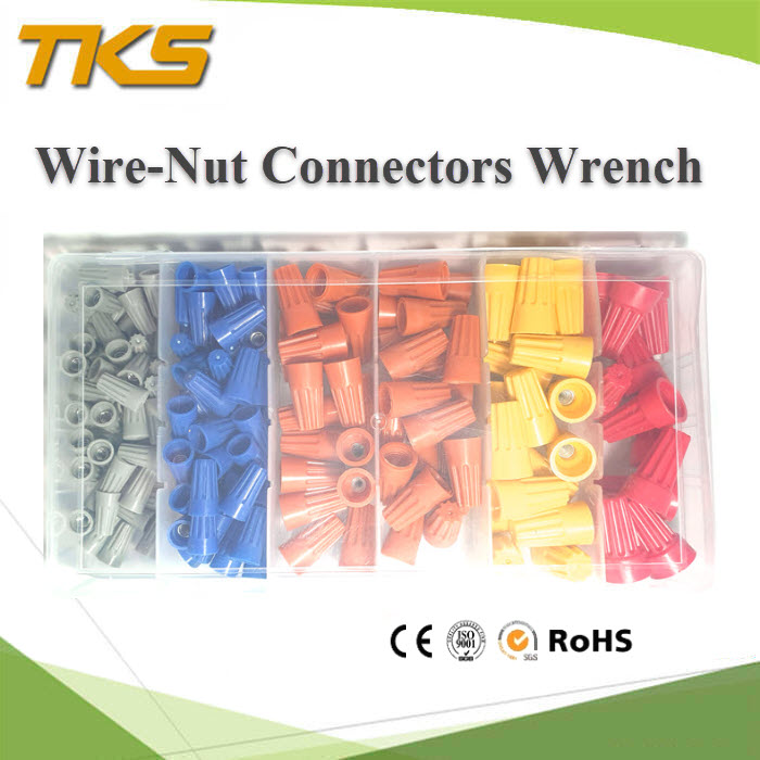 ÇÒ¹ѷ ¢é͵èÍÊÒÂä¿ áºº½Ò¤Ãͺ ºÔ´à¡ÅÕÂÇ  ¨Ñ´ªØ´ 170 ªÔé¹Twist On Wire Connector Spring Connector Safety Wire-Nut