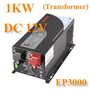 1000W 12VDC to AC ÍÔ¹àÇÍÃìàµÍÃì Transformer ÊÓËÃѺ¢ÑºÁÍàµÍÃì»ÑêÁ1000 watt 12VDC to AC power inverter off-grid Pure sine wave with Transformer